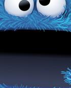 Big Cookie Monster.jpg wallpaper 1