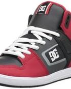 DC Men's Factory Lite Hi Fashion Sneaker