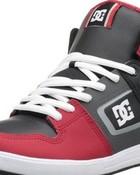DC Men's Factory Lite Hi Fashion Sneaker  wallpaper 1
