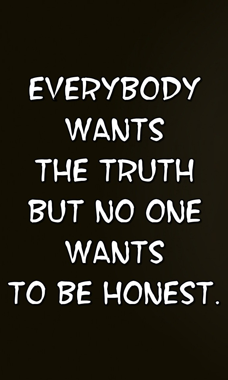 Free Truth and Honesty.jpg phone wallpaper by twifranny