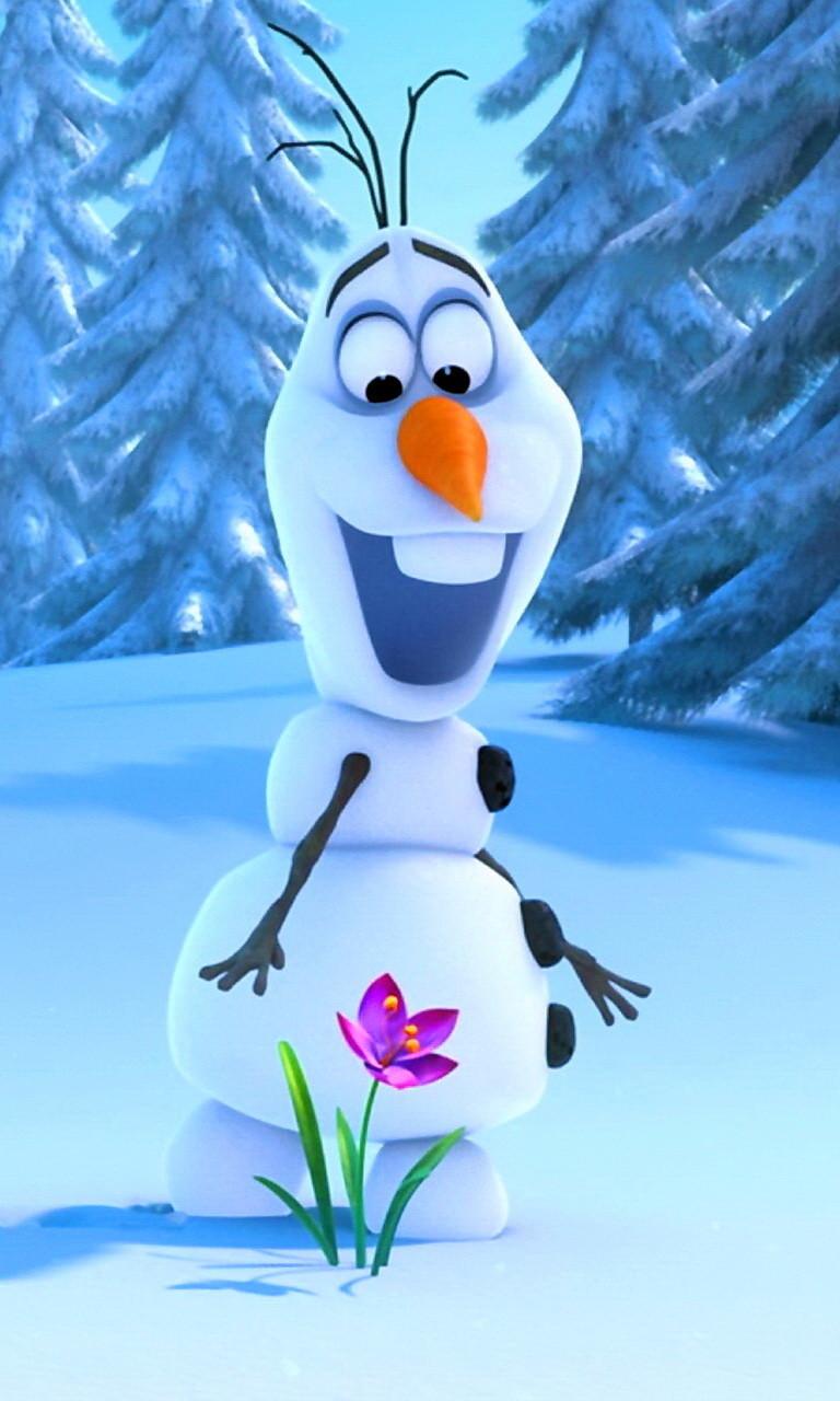 Free Frozen-Olaf.jpg phone wallpaper by twifranny