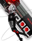 Nintendo Girl.jpg wallpaper 1