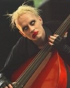 Tim Skold Bass wallpaper 1