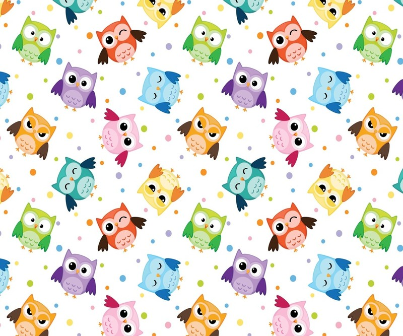 Free Owl Pattern phone wallpaper by kitty_baby