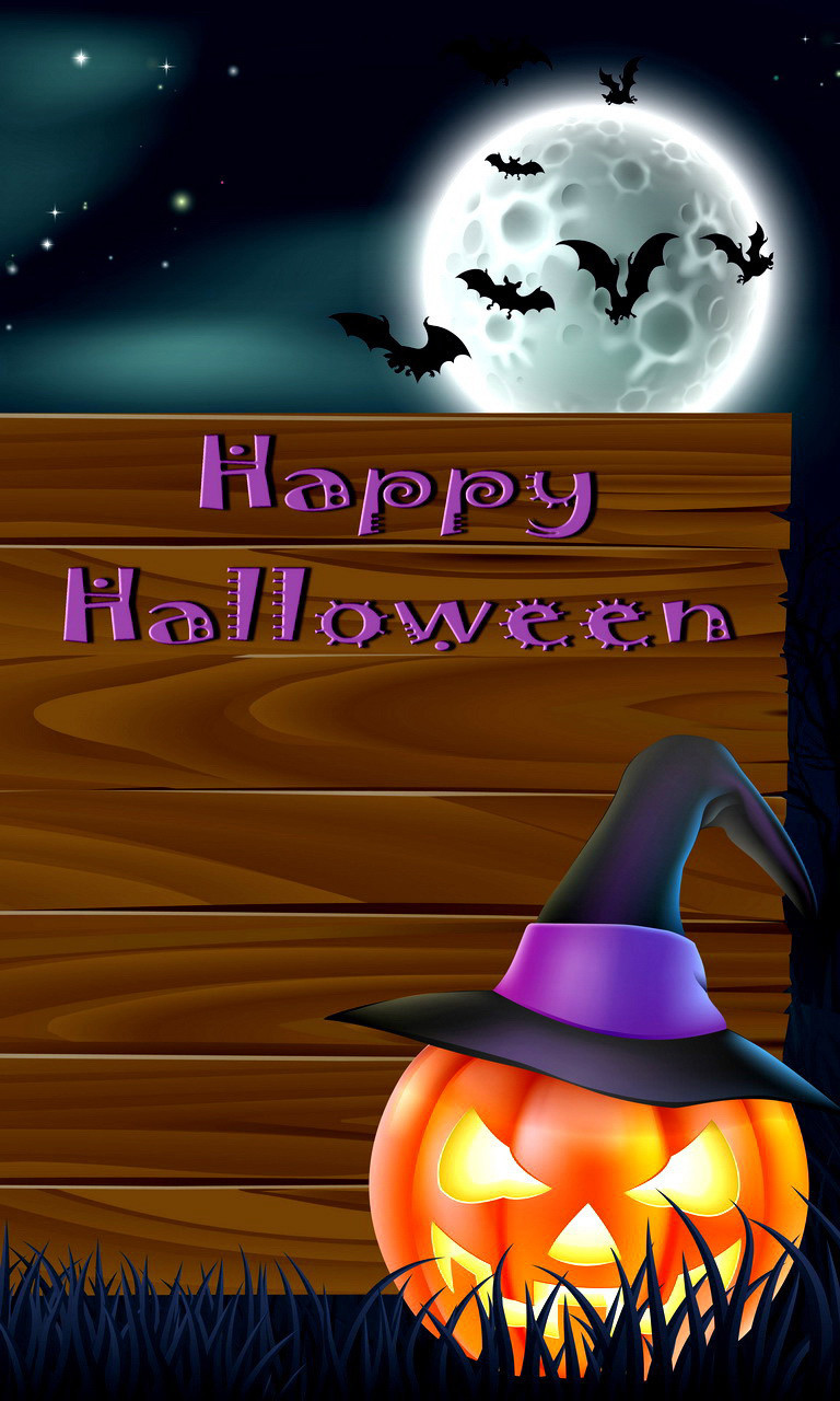 Free Happy Halloween.jpg phone wallpaper by twifranny