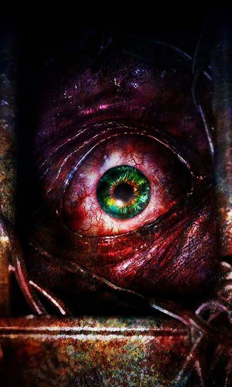 Free Resident Evil Eye.jpg phone wallpaper by twifranny
