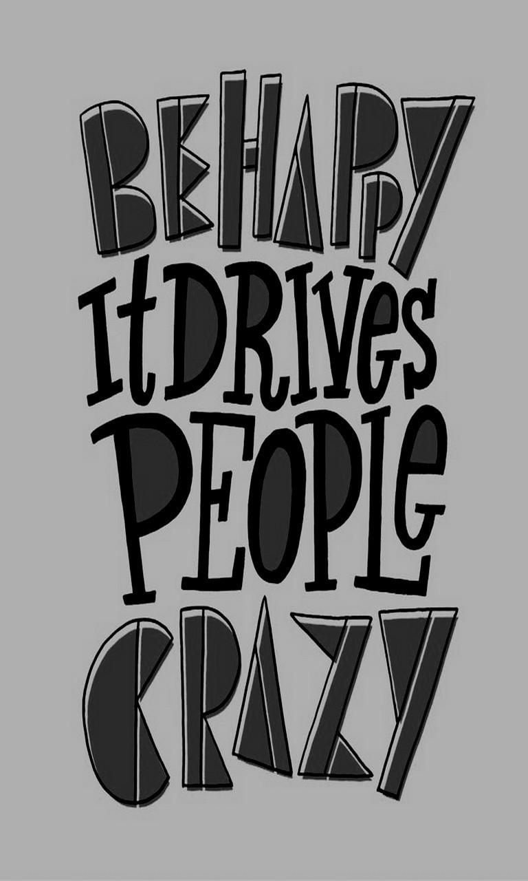 Free Be Happy,Happy.jpg phone wallpaper by twifranny