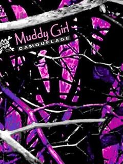 Free muddy girl camo phone wallpaper by jenniferfetz
