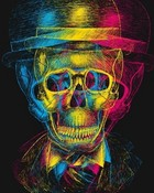 Skull Art wallpaper.jpg wallpaper 1