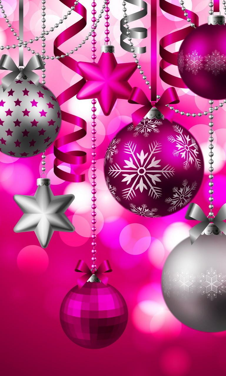 Free Christmas Balls 3.jpg phone wallpaper by twifranny