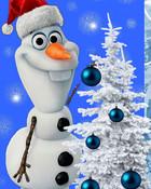 Olaf-Merry Christmas.jpg wallpaper 1