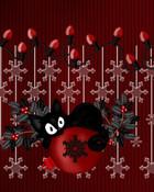 Christmas Kitty.jpg wallpaper 1