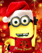 Christmas Minion 1.jpg wallpaper 1