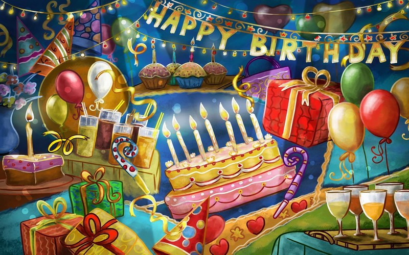 Free Happy birthday wallpaper-1.jpg phone wallpaper by twifranny