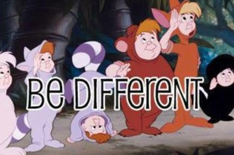 Free Be Different (Disney) phone wallpaper by dtayl123