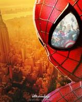 Spider-Man in New York City