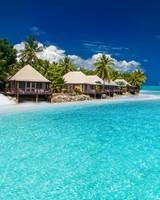 Tropical Landscape Little Paradise
