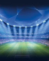 Soccer stadium wallpaper 1