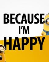 Because_Im_Happy wallpaper 1