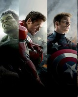 The Avengers Age of Ultron Team
