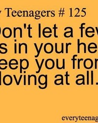 every teenagers qte