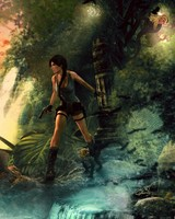 Lara Croft Jungle