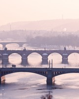 Prague Bridge, Czech Republic