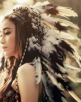 Woman Oriental Telasm