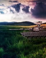 Tank : Cool Effect