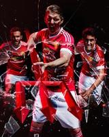 Manchester United new T-shirt Adidas