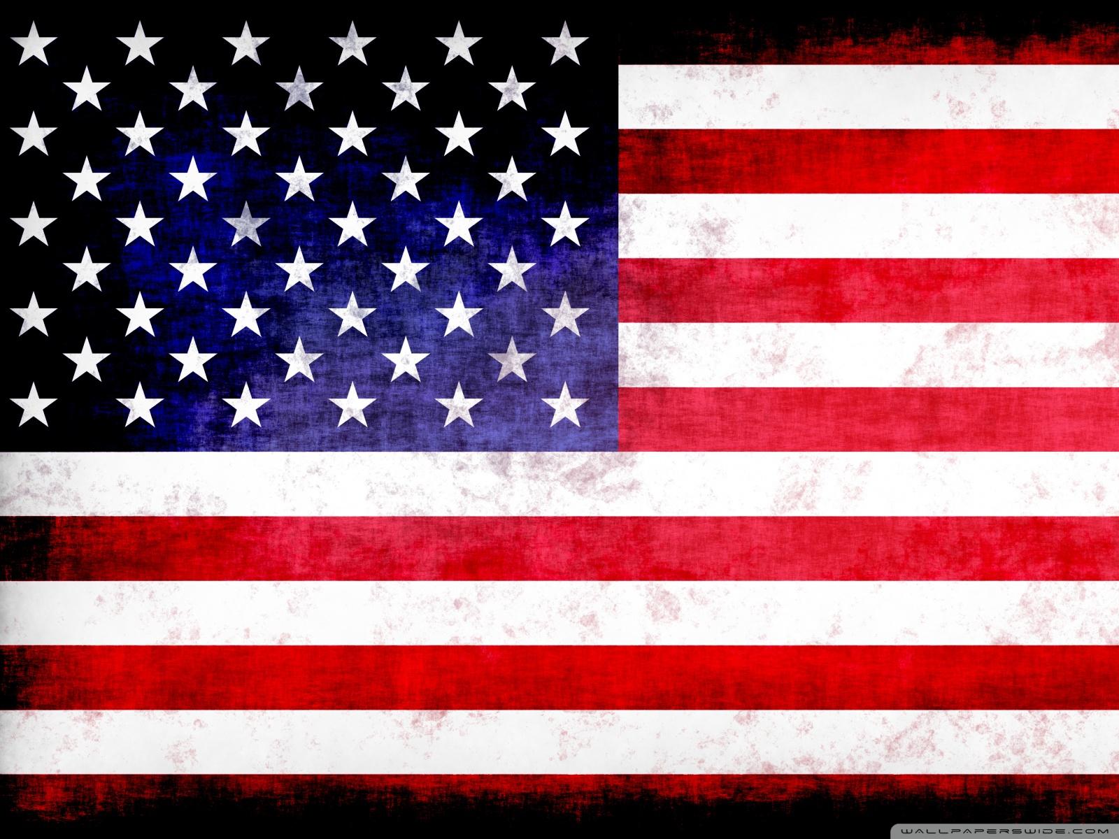 Free Grunge USA Flag phone wallpaper by msevil
