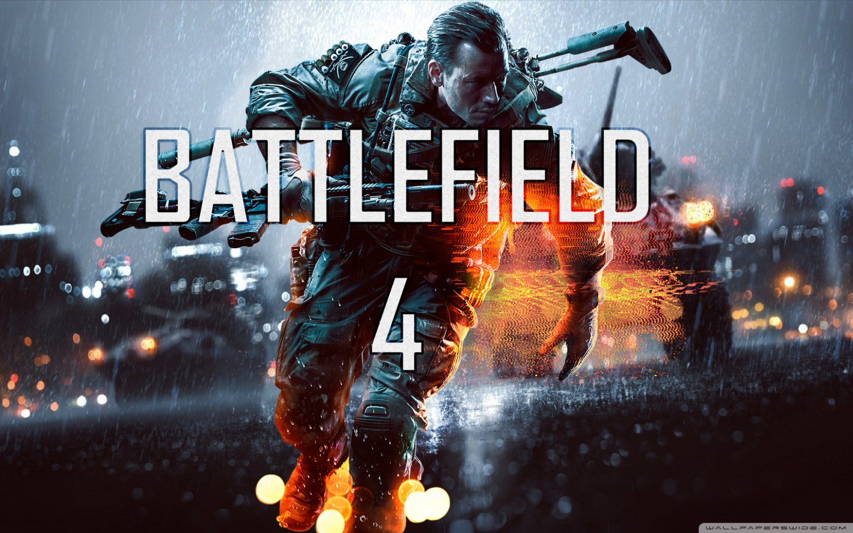 Free Battlefield 4 phone wallpaper by camcam