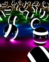 Stellar 3D Spheres