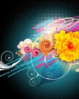 Flower Vector Designs