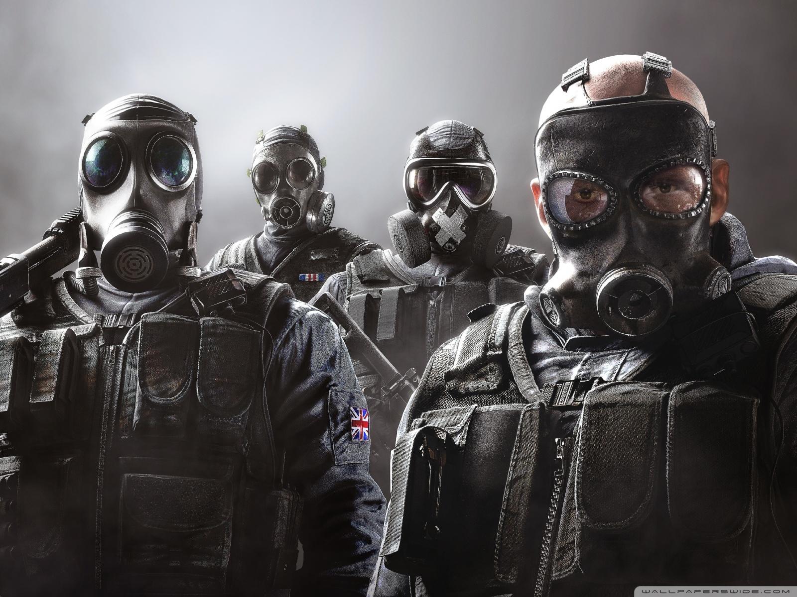 Free Tom Clancys Rainbow Six Siege phone wallpaper by mocyloashmatt