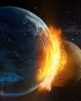 Comet vs planet
