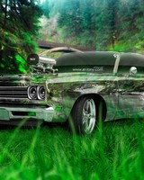 Plymouth Road Runner 1969 Tuning Muscle