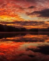 Loch Achray Sunrise