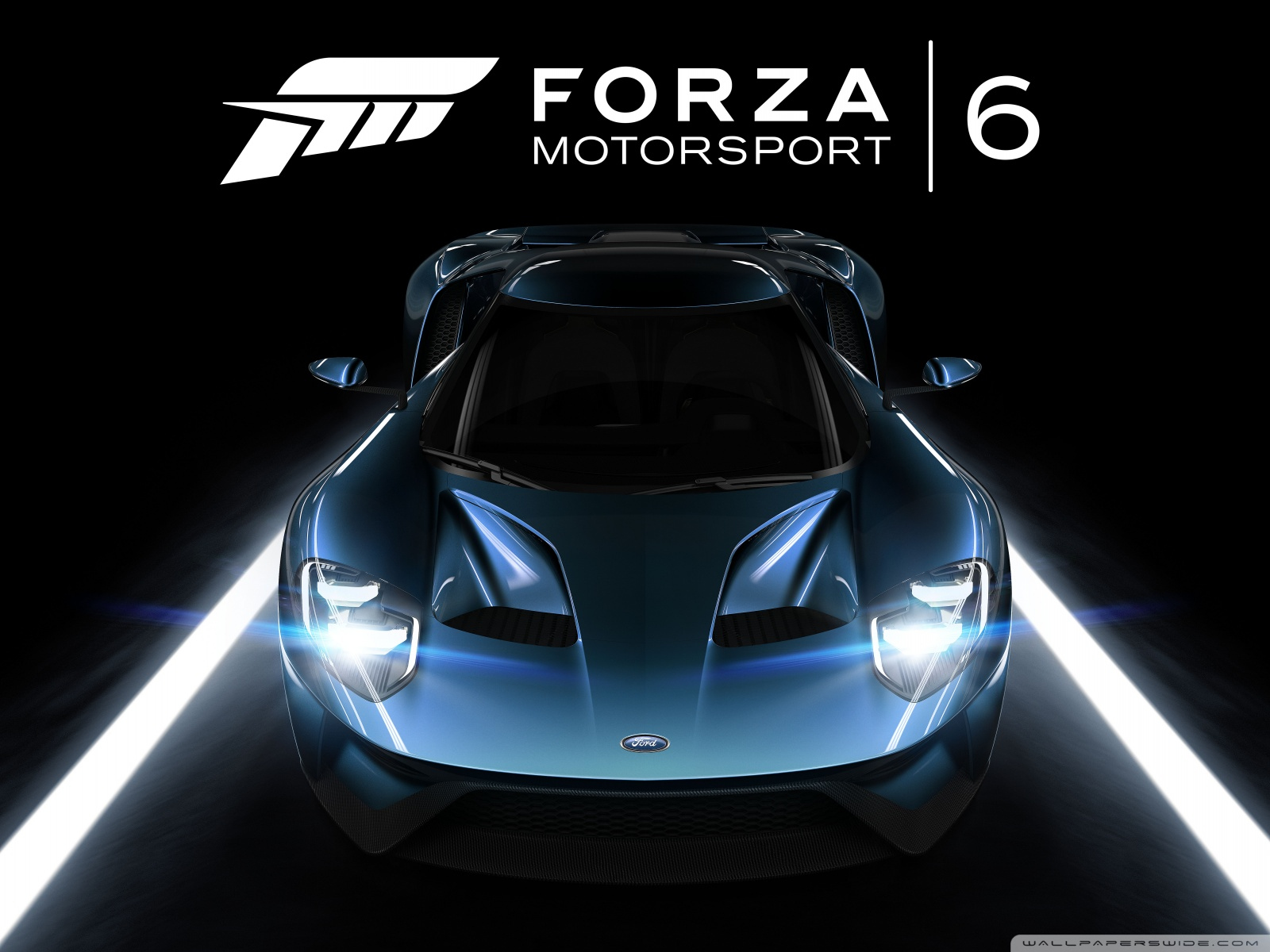 Free Forza Motorsport 6 Ford GT phone wallpaper by bonecrusher505