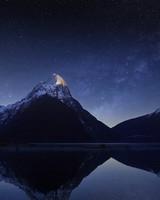Mountain Milky Way