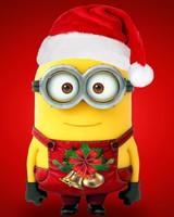 Christmas Santa Minion
