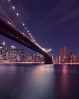 Brooklyn Bridge Manhattan New York