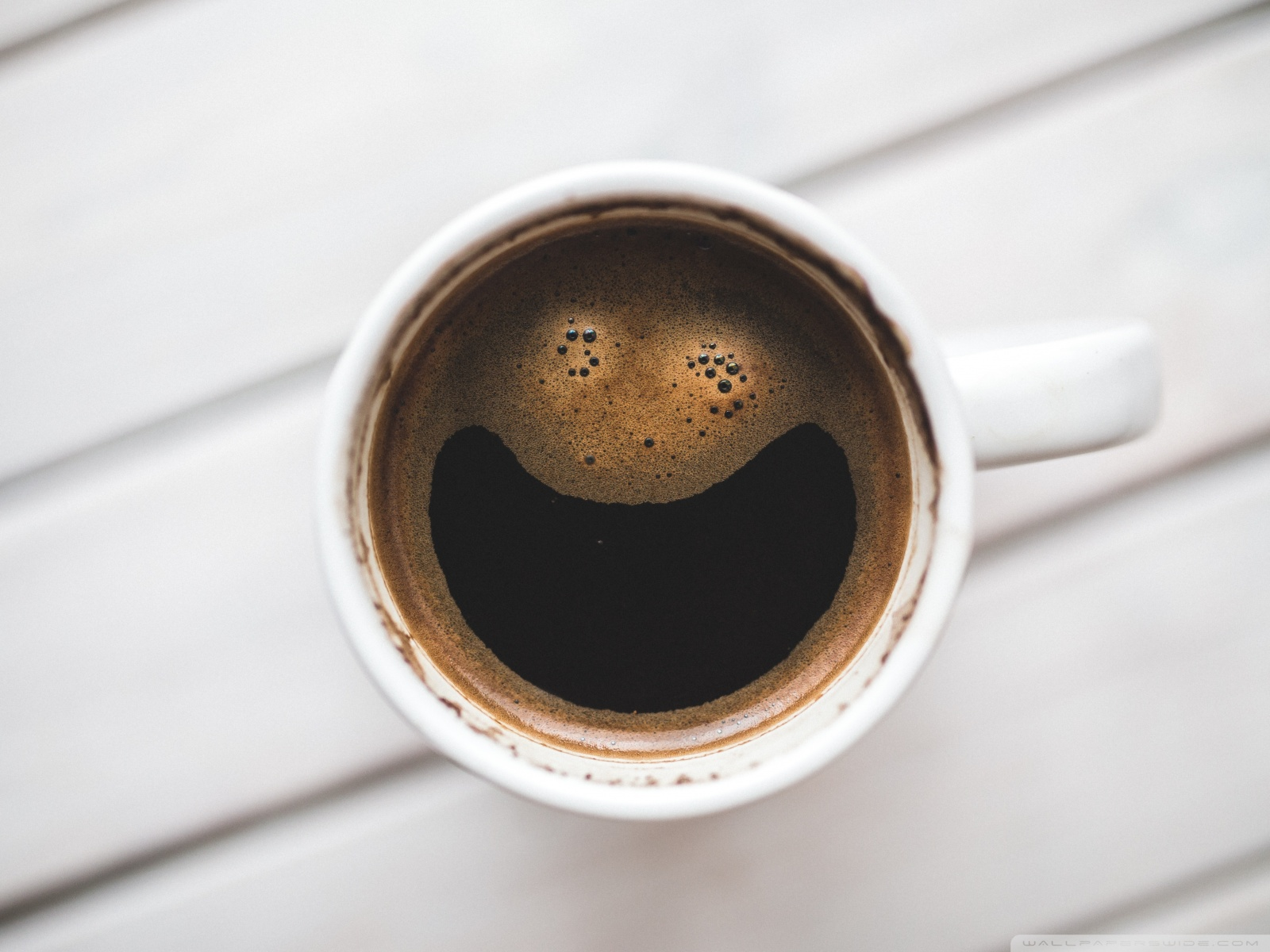 Free Happy Coffee phone wallpaper by willcall1976