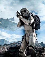 Star Wars Battlefront Stormtrooper