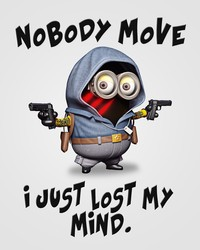 Minion-lost mind.jpg