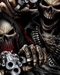 Guns and Skeletons.jpg wallpaper 1