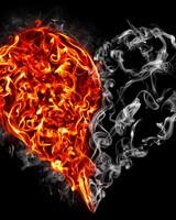 Fire and Smoke Heart