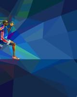Male Olympic Runner