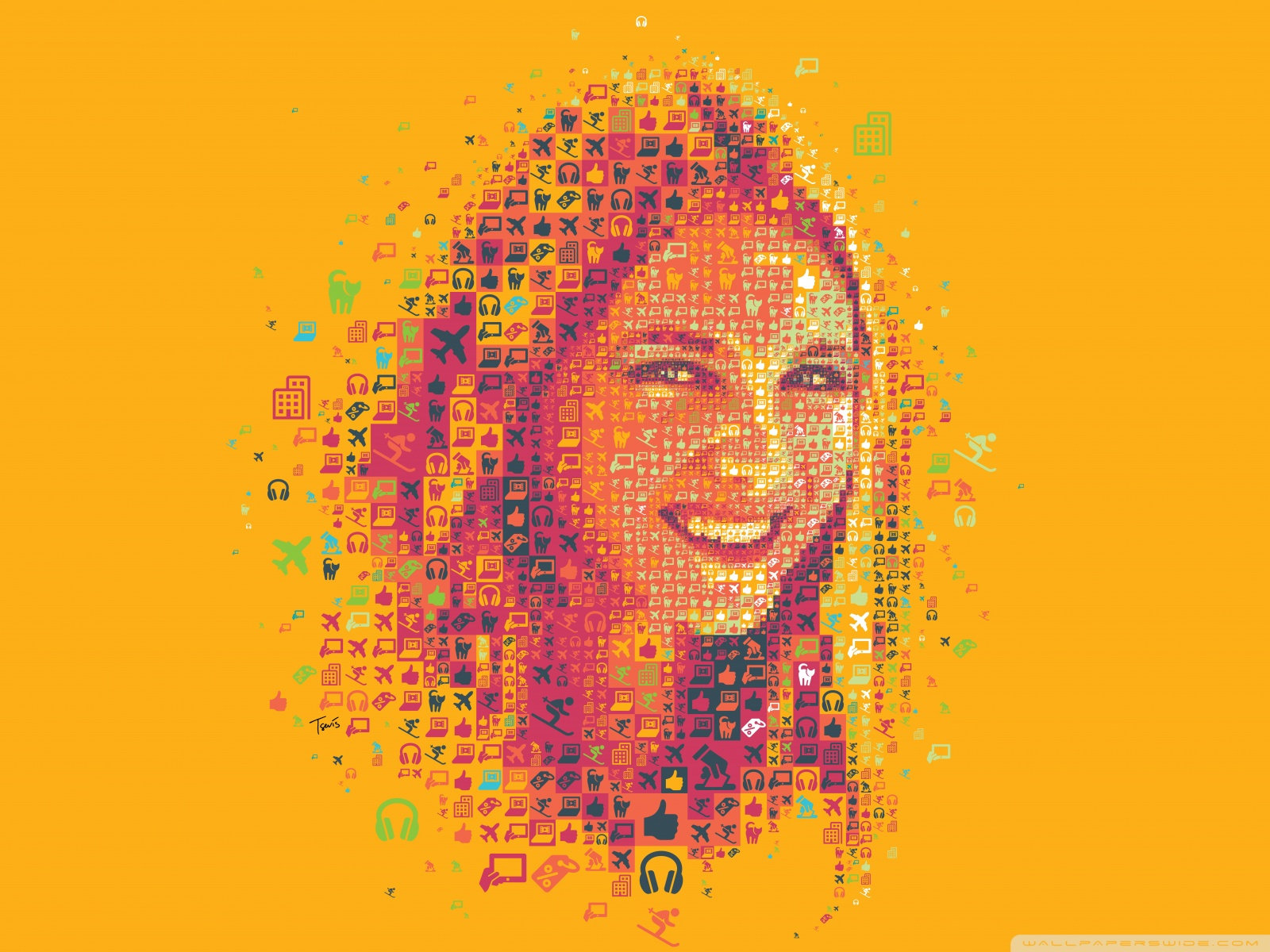 Free Digital Art phone wallpaper by lmurri