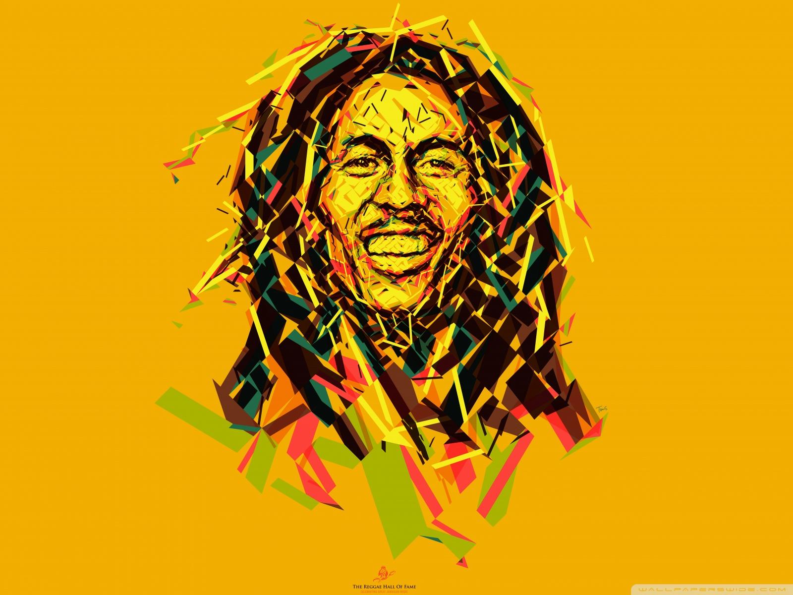 Free Bob Marley - Wake up and Live phone wallpaper by shrimpypippi
